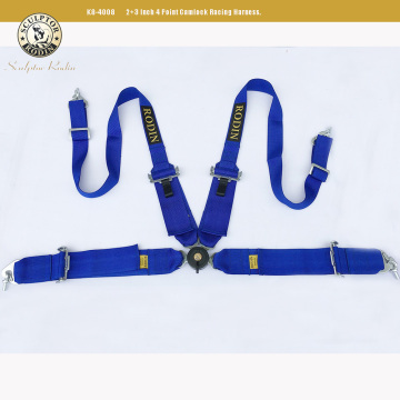3 Inch 4 point Car Auto Racing Sport Seat Belt Safety Racing Harness 2+3 car accessories