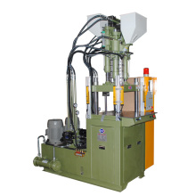 Double colors injection molding machine for handle