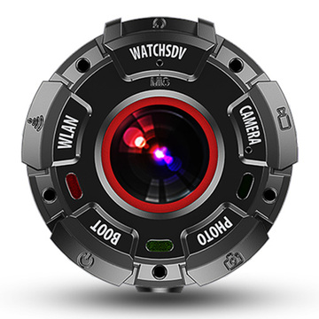 S222 Full HD 1080P WIFI Camera Night Vision Vlog Camera Smart Wristband 30m Waterproof Mini Camera Sport DV Action Camera
