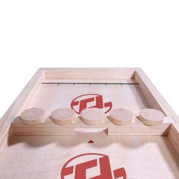 New Products Wooden Made Sling Puck