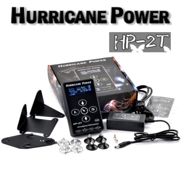 HP-2T Screen-touch Tattoo Power Supply