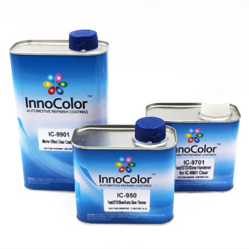 InnoColor Good Price Mirror Effect Clear Coat IC-9901