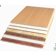 Bamboo Fiber Integrated Wall Panel