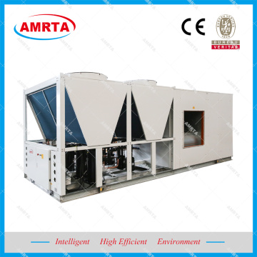 Commercial Packaged Rooftop Air Conditioner with Economizer