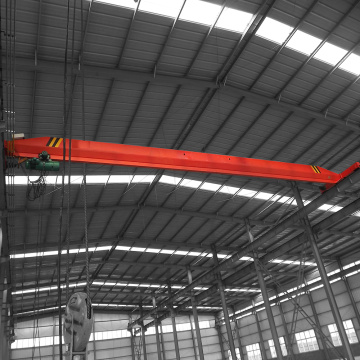 5T Single Beam Workshop Overhead Crane