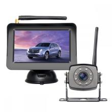 Digital wifi night vision wireless car reversing aid