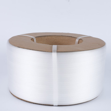 Clear Plastic Strapping Roll 1/2 inch