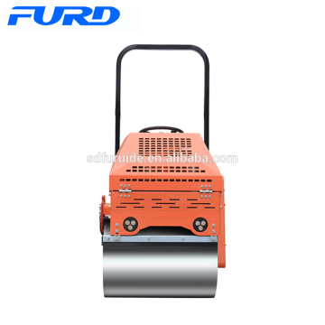 Ride on Vibratory Small Drum Asphalt Roller for Sale (FYL-860)