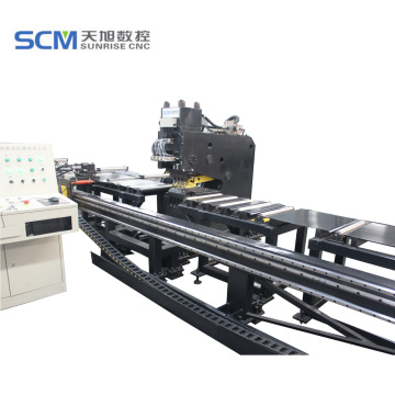 Multi-Stations Automatic Punching Machine for Plates