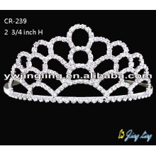 Wholesale Wedding Pageant Crown Tiara