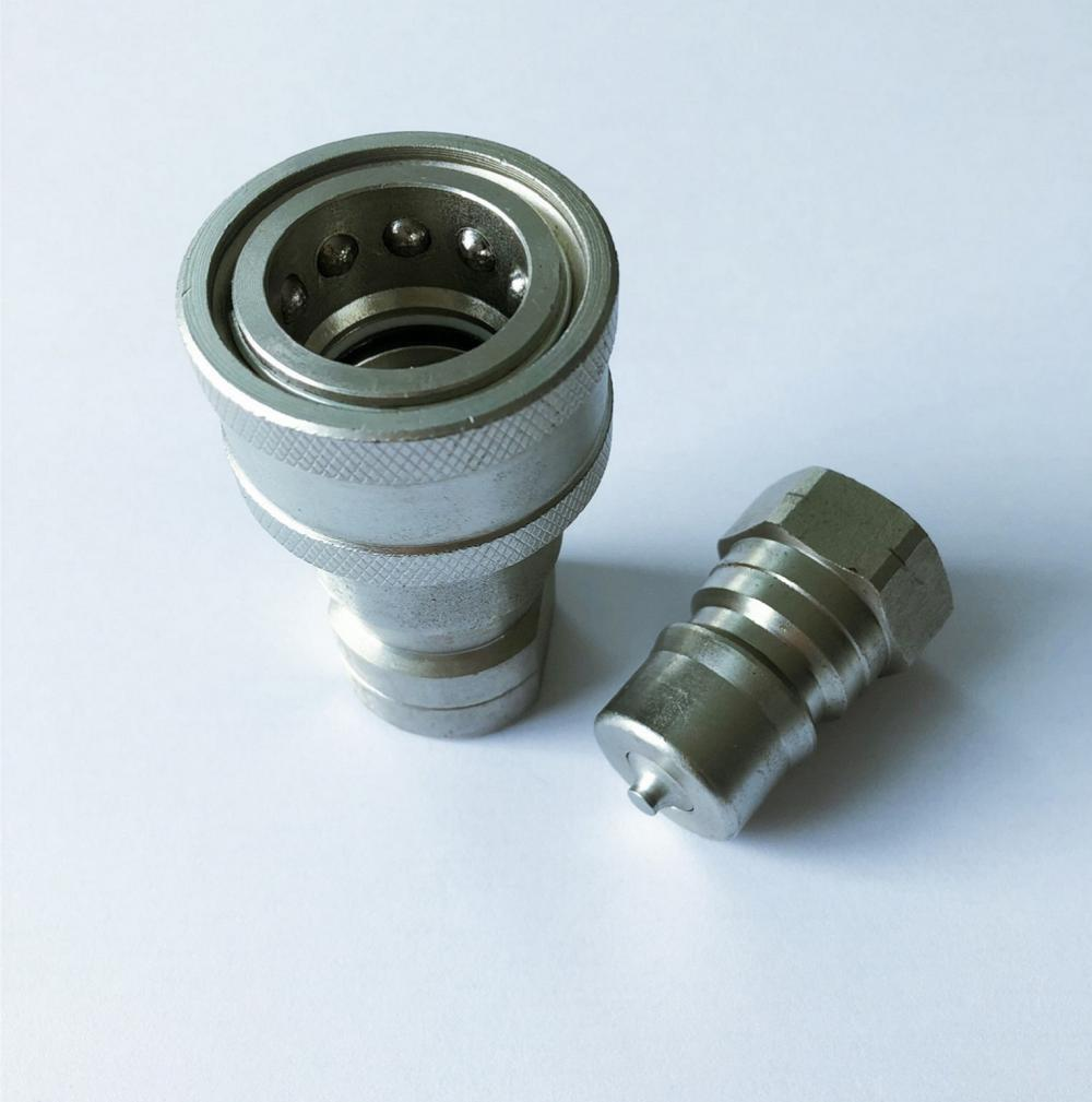 ZFJ2-4050-01S ISO7241-1B carton steel socket