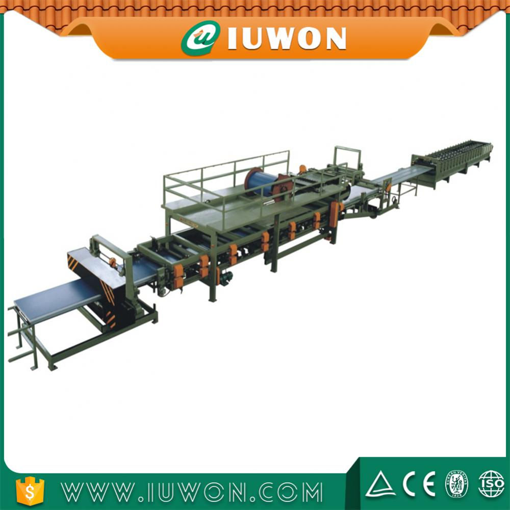 Eps Sandwich Panel Machine