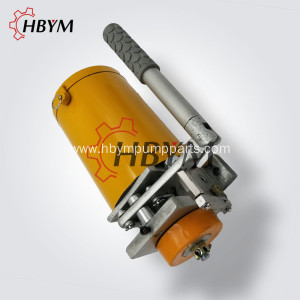 Manual Grease Pump For Concrete Boom Pump