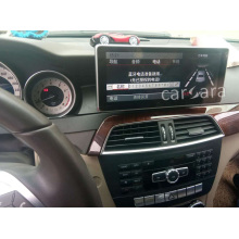 "Carsara 10.25 ""Android Car DVD per Mercedes C W204"