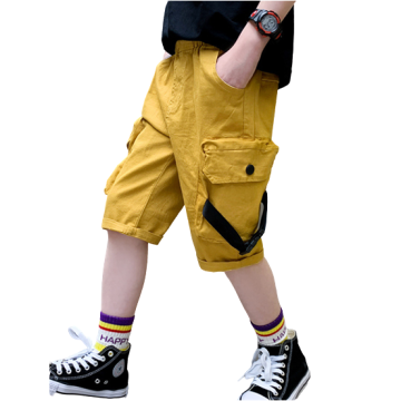 Boys Summer  Fashion Casual Cotton Short Pants