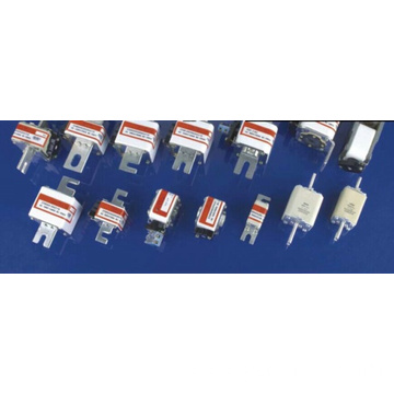 Square Semiconductor Protection Fuse