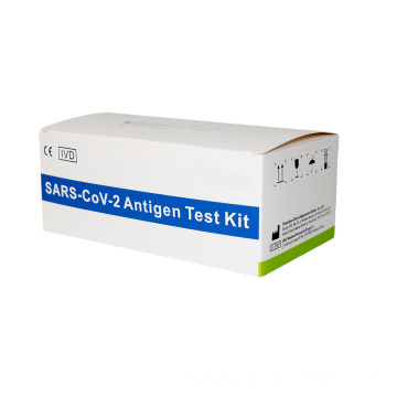 SARS COV-2  Antigen rapid test
