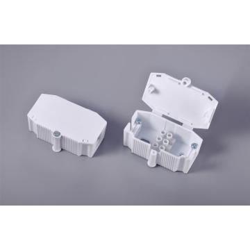 polypropylene wiring connection boxes