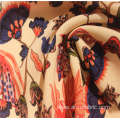 100%rayon voile printed fabric for apparel lead fabric