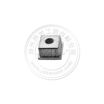 25mm square tube fittings