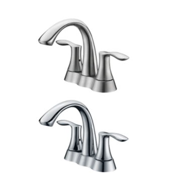 Two Handle Faucet for Bathroom sink