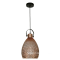 Contemporary Hand Blown Glass Shade Pendant Lighting