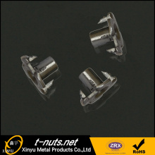 Stainless steel stamped Hopper Feed T Nuts