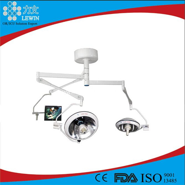 Mobile Shadowless Operating Lamp with double size