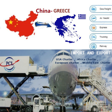 air freight from SZX/CAN/PVG  to ATHENS GREECE