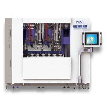 High Speed 5 Axis NC Brush Making Machine