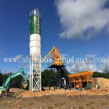 75 Construction Concrete Batching Plant