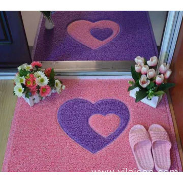 Plastic floor carpet low price per meter