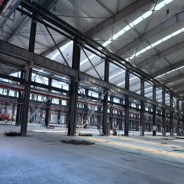 Prefab Steel Structure Building for Workshop
