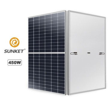 Hot selling good design 450w solar panel