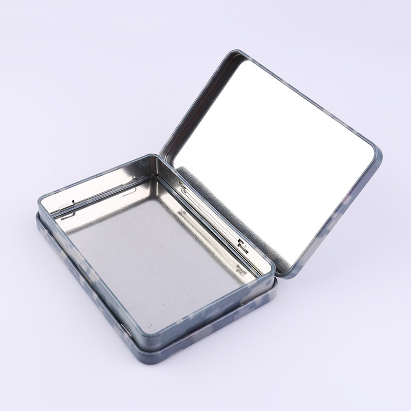 Chocolate Packaging Boxes Square Tin Box