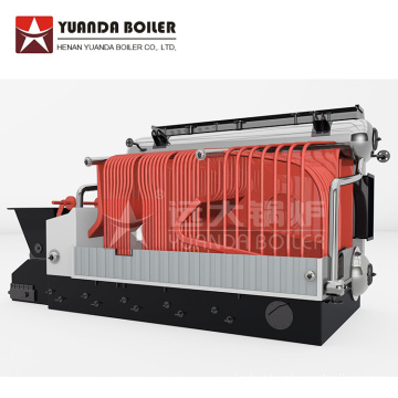 Industrial Water Tube Coal Biomass Steam Boiler
