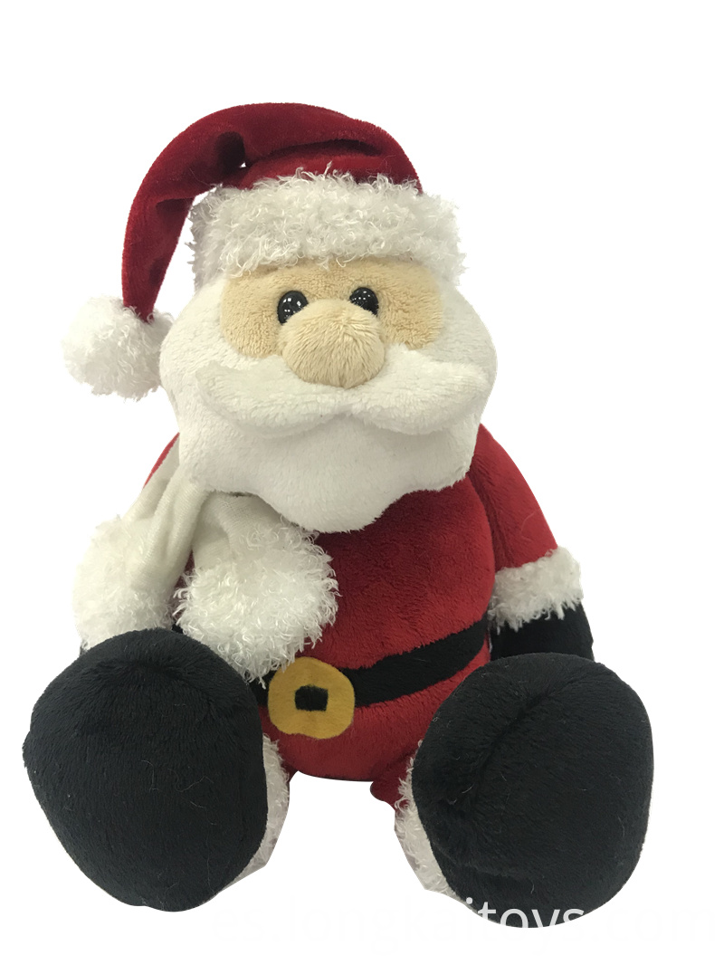 Soft Stuffed Toy Santa Claus