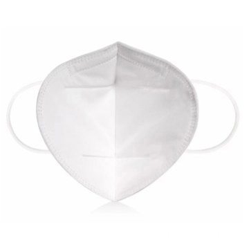 Cool White Disposable Non Surgical Safety Masks