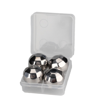 Stainless Steel Diamond Shaped Reusable Chilling Rock Stones