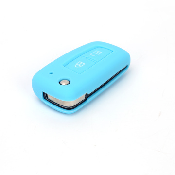 2 Button Silicone Case Nissan Key Fob
