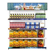 P2 Smart Goods Shelf Led Advertising Display