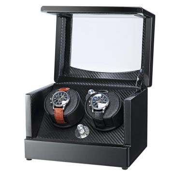 Watch Winder Display For Two Rotors