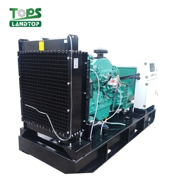 100KVA Perkins Diesel Generators Open Type Price