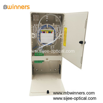 32 Port Fiber Optic Termination Box FTTH Junction Box