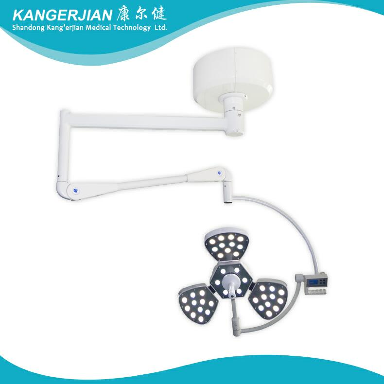 Factory hanging LED surgical lamp