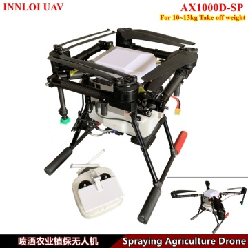 DIY Multi Rotor drone 5L 5kg Agriculture pesticide spraying drone seed spreading Accessories for take-off weight 13kg Crop spray