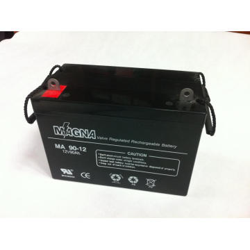 12V 90Ah Solar Deep Cycle Battery