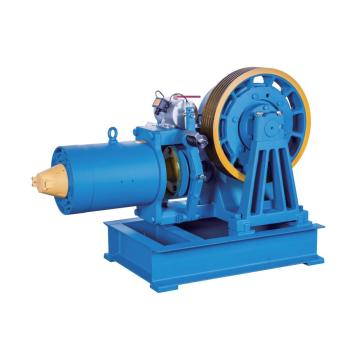 Geared Traction Machine-YJ200