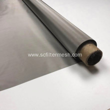 Black Wire Cloth Filter Screen
