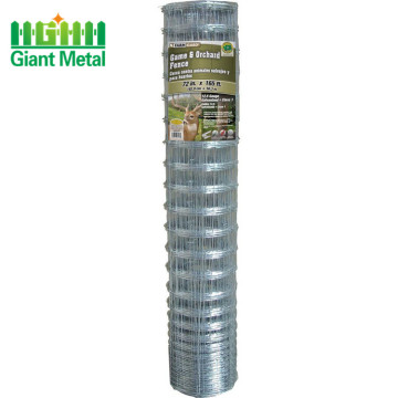 Factory Galvanized Deer Farm Fence Deer Net